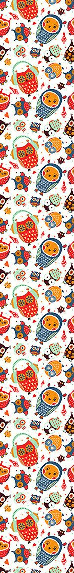Design Wallpaper The Sweetest Owls