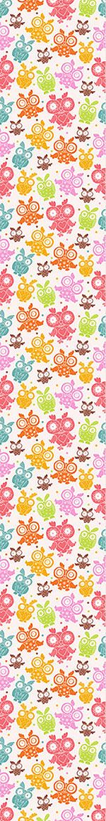 Papier peint design Owls Attempt To Fly