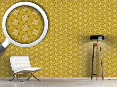 Design Wallpaper Scottish Squares