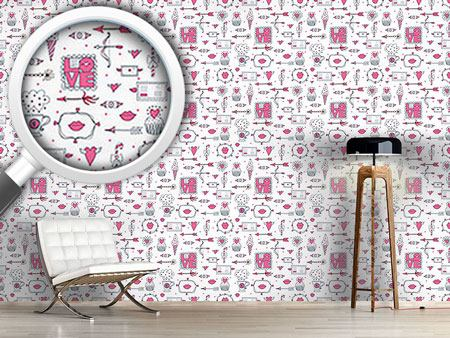 Design Wallpaper Love And Other Things