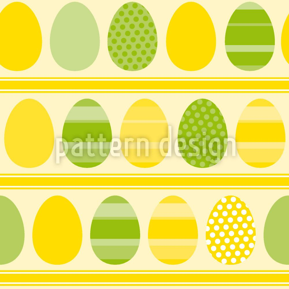 Carta da parati Eastereggs Light