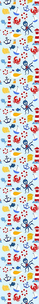 Design Wallpaper Nautical Sea
