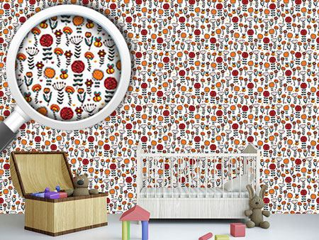 Design Wallpaper Julias Cute Garden