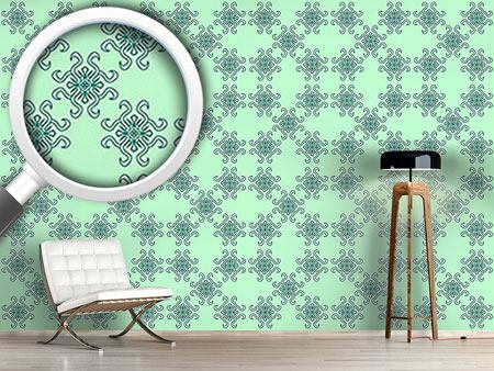 Design Wallpaper Floral Spring Greetings