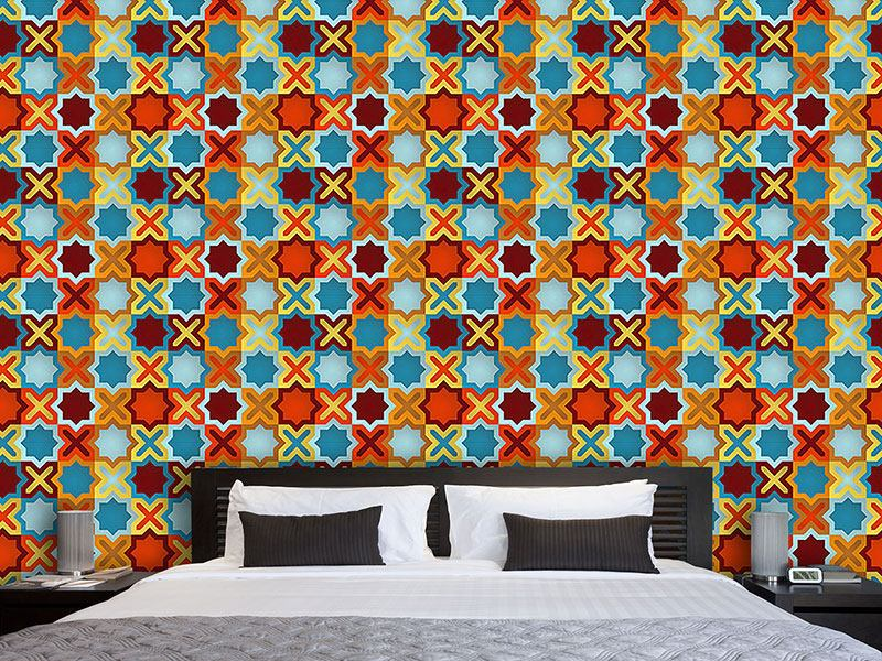 Design Wallpaper Stars Of The Orient