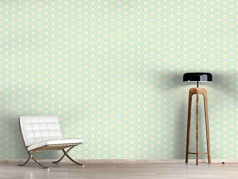Design Wallpaper A Daisy Dream