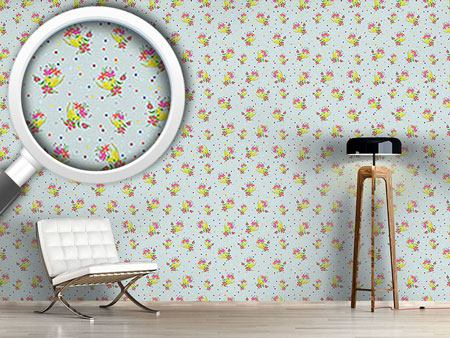 Design Wallpaper A Posy For You