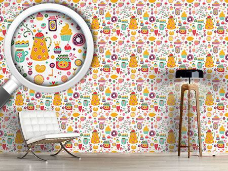 Design Wallpaper Sweet Joy