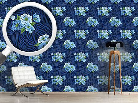 Design Wallpaper Fiji Flowers