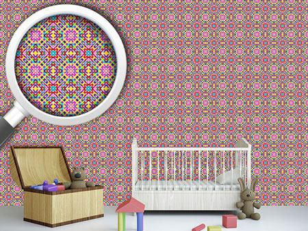 Design Wallpaper Jolly Mosaic