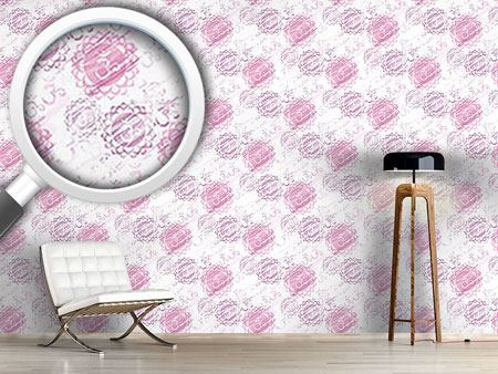 Design Wallpaper Om Light