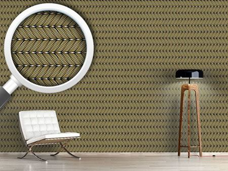 Design Wallpaper Rope Elegance