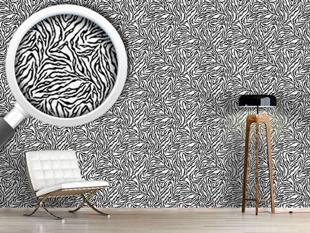 Design Wallpaper The White Tiger