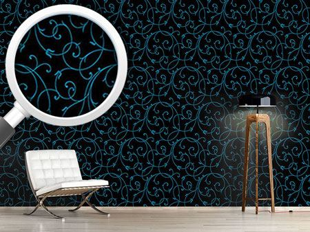 Design Wallpaper Flourish Cirrus