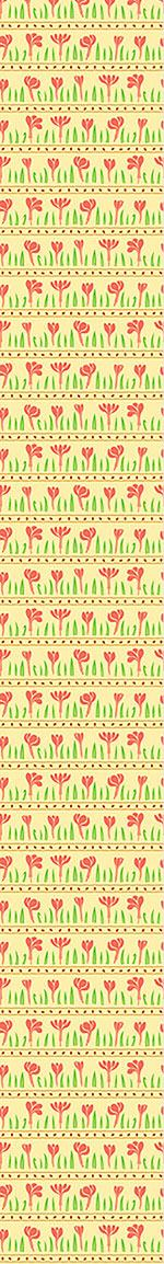 Design Wallpaper Rows Of Plants