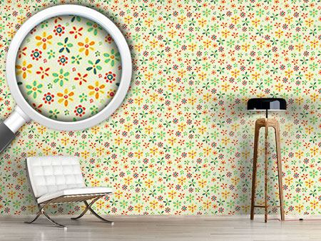 Design Wallpaper We Love All Flowers