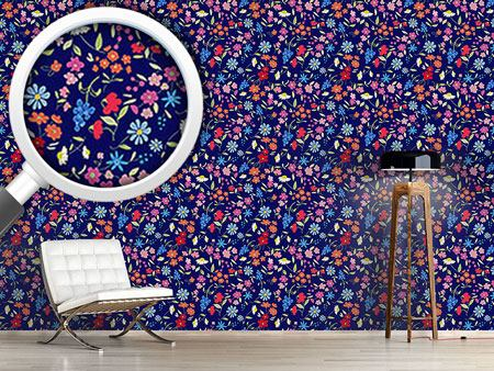 Design Wallpaper Flower Mix