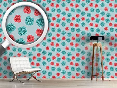 Design Wallpaper Roses
