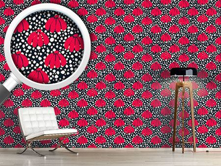 Design Wallpaper Pluck The Dots