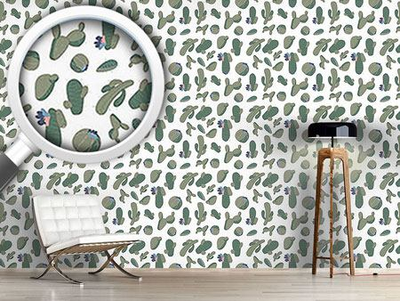 Design Wallpaper Cacti Collection