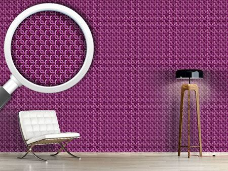 Design Wallpaper Chained Mesh