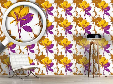 Design Wallpaper Magnolia Dream