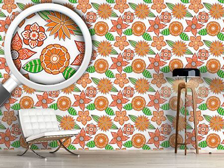 Design Wallpaper Summer Bloom