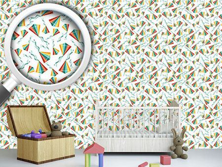 Design Wallpaper Kites