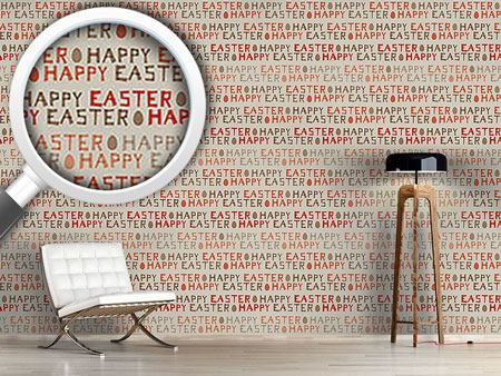 Design Wallpaper Happy Easter