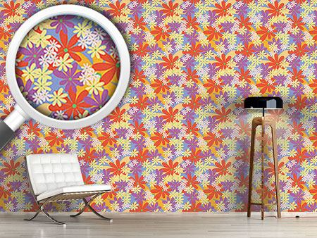 Design Wallpaper The Power Of Flowers