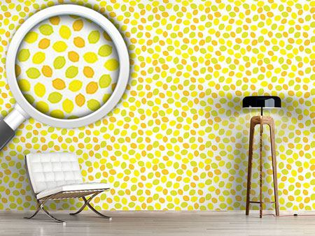 Design Wallpaper Citrus Refreshment