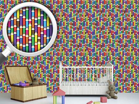 Design Wallpaper Crayon