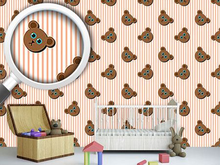 Design Wallpaper Mr Bear