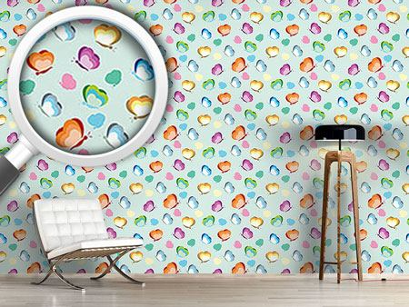 Design Wallpaper Fly Dear Butterfly