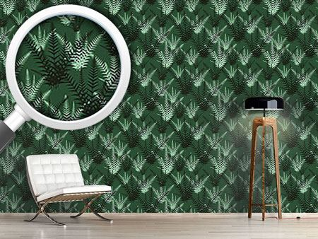 Design Wallpaper Fern