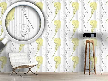 Design Wallpaper Calla