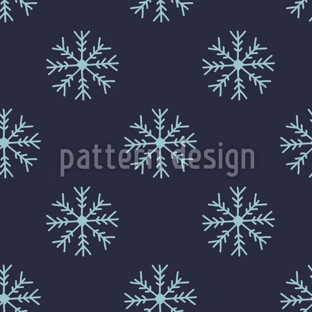 Design Wallpaper Snow Is Falling