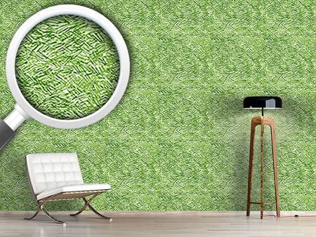 Papier peint design Grass