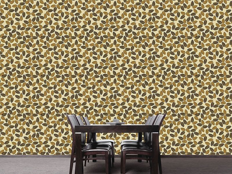 Design Wallpaper Just Like Almonds