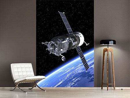 Photo Wallpaper Flight in Space