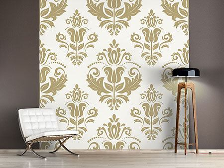 Photo Wallpaper Baroque Ornaments