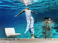 Photo Wallpaper Underwater Beauty
