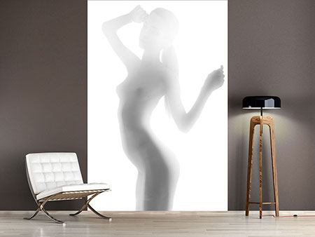 Photo Wallpaper Nude Model