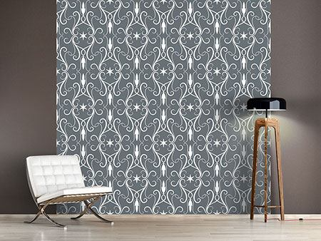 Photo Wallpaper Baroque Pattern