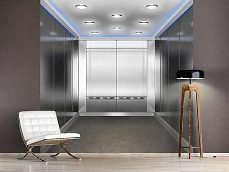 Photo Wallpaper Elegant Elevator