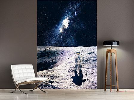 Photo Wallpaper A Walk In Space