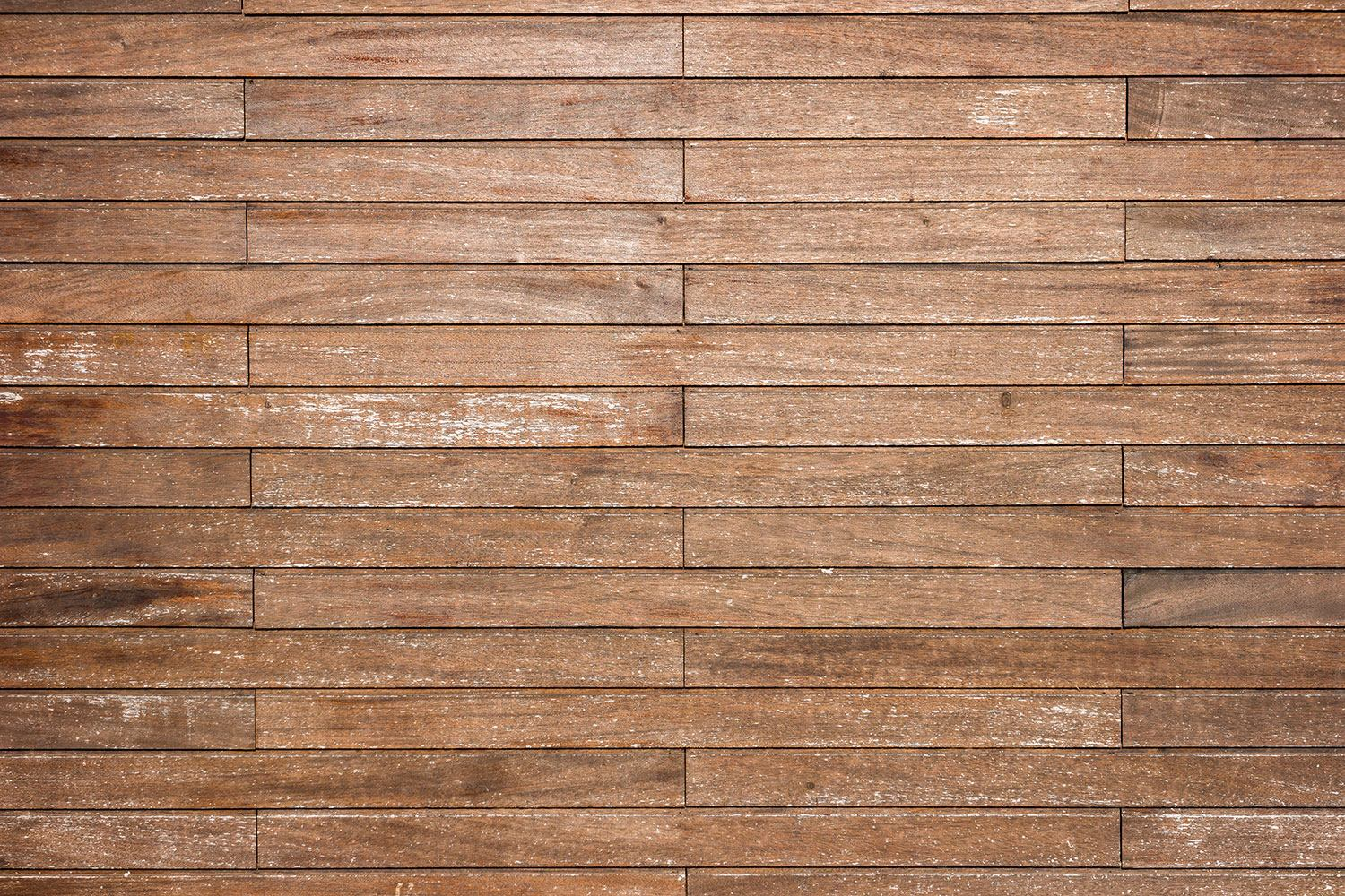 Photo Wallpaper Walnut Panels