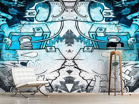 Photo Wallpaper Graffiti
