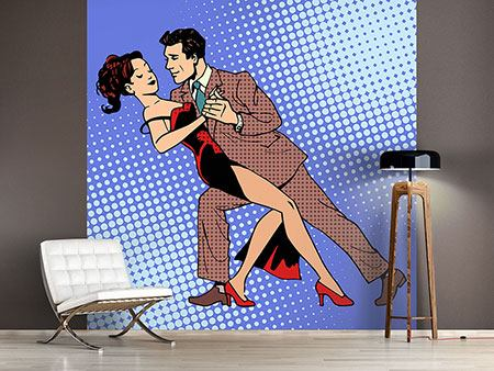 Photo Wallpaper Pop Art Merengue