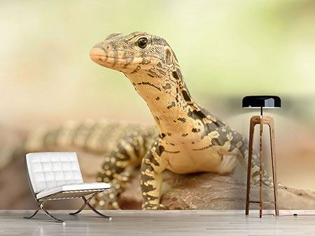 Photo Wallpaper Lizard